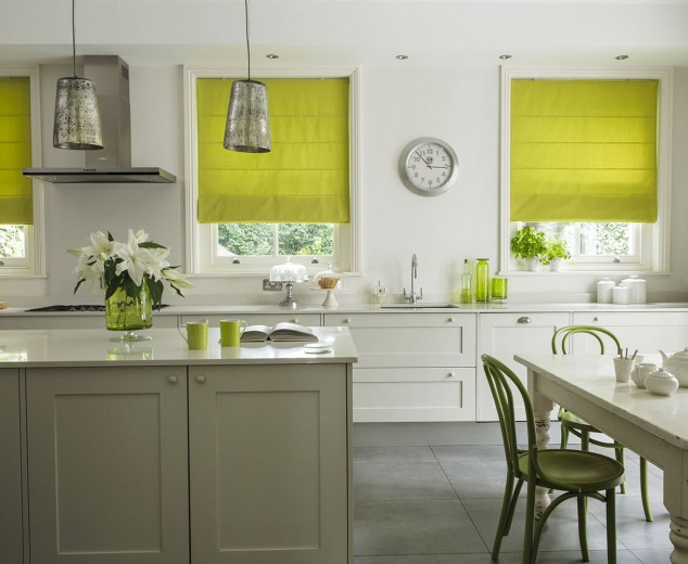 Window Blinds for kitchen & dining room