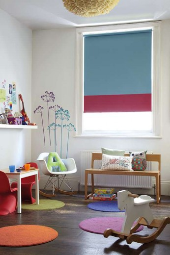 Play room blinds Bristol