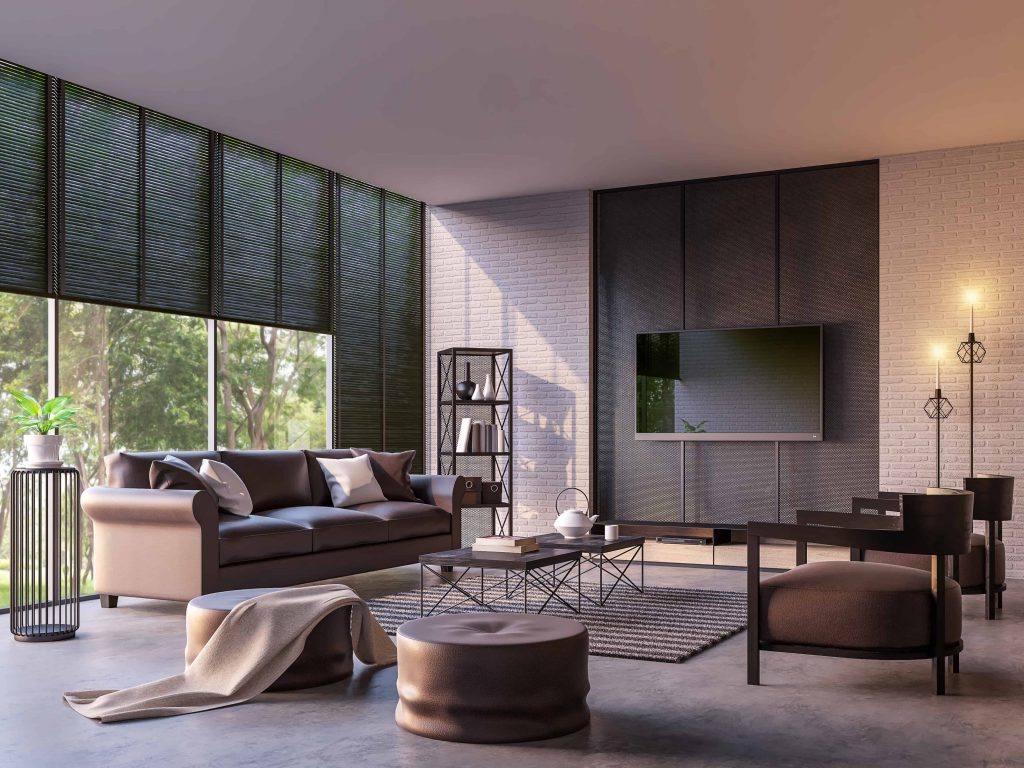 Blinds Newport For Living room
